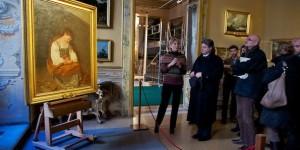 2013: Dialoghi dell'Arte I, Caravaggio incontra Vasari