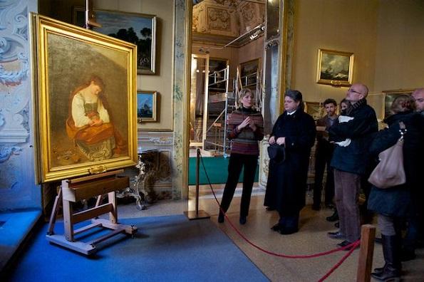 2013: Art Dialogues I, Caravaggio meets Vasari