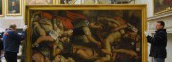 Caravaggio meets Vasari: works start