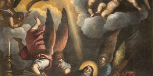 2016-2017: Palma il Giovane e la grande tela dell'Estasi di Santa Teresa nella Chiesa di San Pancrazio a Roma