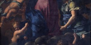 2018-2019: Il Cavalier Perugino e l'Assunzione della Vergine, nella chiesa di Santa Maria in Vallicella a Roma. (in corso)