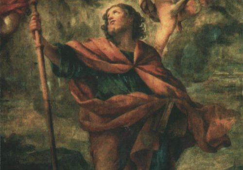 2020-2021: Save St James fresco in the heart of Rome