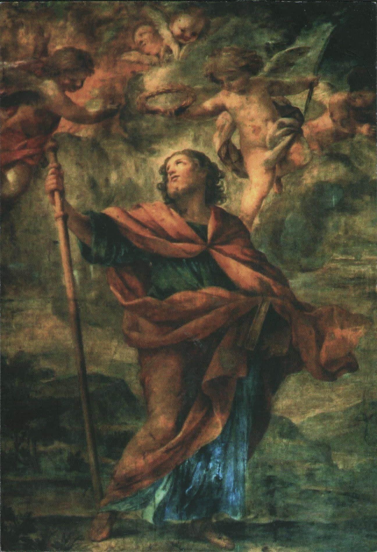2020-2021: Il Raffaellino e l'affresco di San Giacomo Il Maggiore alla Lungara